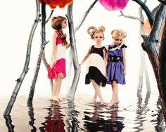 kidswear fairy tale themed fashion shoot - Google Search