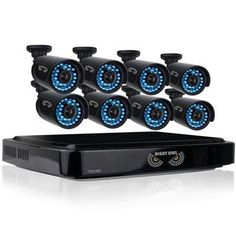 16 Channel HD Security System