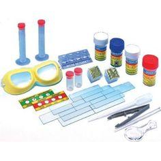 Elenco Electronics Microscope Slide Making Science Kit | Crazilla