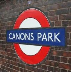 Guide to Canons Park Tube Station in London