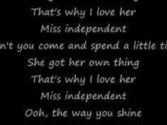 Miss Independent by Neyo