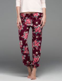 women'secret pyjama broek