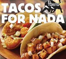 Free Tacos @ El Torito