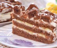 Tort cu mere intregi - Grozav de bun si usor de facut - Reteta cu care o sa ai succes Sweet Pie, Pastry Cake, Kefir, Eat Cake, Cake Recipes, French Toast, Deserts, Pudding, Baking