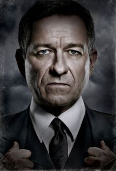 "Sean Pertwee as Alfred Pennyworth in ""Gotham"""