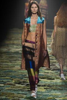 Dries Van Noten ready-to-wear spring/summer '15