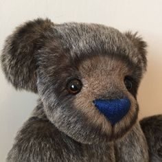 A personal favourite from my Etsy shop https://www.etsy.com/uk/listing/521027844/artist-bear-handmade-teddy-bearbirthday