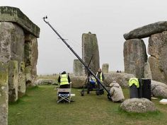 Stonehenge 'Smiley Face,' Other Features Detected Underground : Discovery News