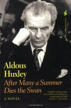 After Many a Summer Dies the Swan by Aldous Huxley, http://www.amazon.com/dp/1566630185/ref=cm_sw_r_pi_dp_DM6trb0DH54PX