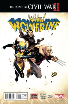 All-New Wolverine (2015) Issue #9