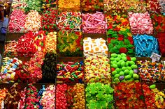 doces coloridos - Pesquisa Google
