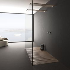 When choosing tile for your bathroom, planning is essential. Before you start, take a good look at your bathroom. Luxury Bathtub, Walk In Bathtub, Interior Architecture, Interior Design, Bathtub Remodel, Bathroom Tile Designs, Basement Bathroom, Bathroom Renovations, Bathrooms
