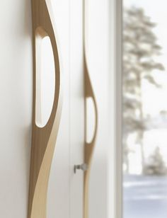 Furniture Handles, Furniture Hardware, Plywood Furniture, Cool Furniture, Furniture Design, Wardrobe Door Designs, Wardrobe Design Bedroom, Wardrobe Door Handles, Wardrobe Doors