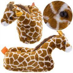 Giraffe Slippers for Women and Men,    #Women'sSlippers,    #77860