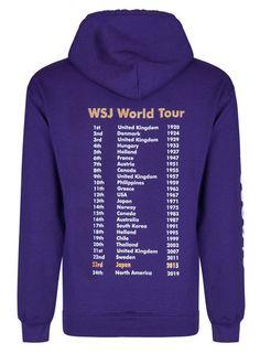 23rd World Scout Jamboree World Tour Hoodie