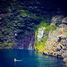 Plungepool - Reunion Island (twitted by CathyThorp)