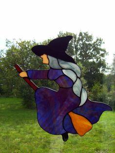 Eine Hexe für Halloween