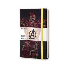 Carnet The Avengers Édition limitée - Ironman
