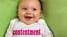 Jyoti A Verma: Contentment Contentment is that learnedbehaviour w...