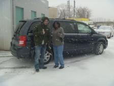 Angela - 2008 Chrysler Town & Country Touring