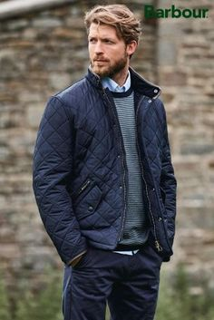 Barbour® Powell Quilted Jacket