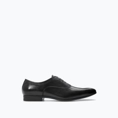ZARA - SALE - FORMAL LEATHER OXFORD SHOE My super formal high fashion low priced shoes ever!!!!  Love it!