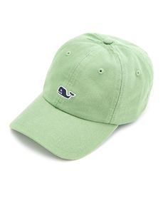 Shop Signature Whale Logo Baseball Hat at vineyard vines 09a3b467a4d7