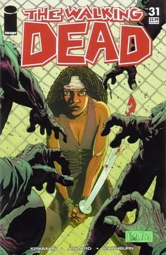 The Walking Dead Issue No. 31
