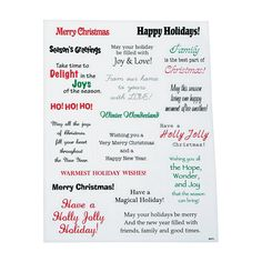 Christmas card sentiments yahoo image search results cards christmas card sayings m4hsunfo