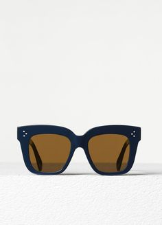 672f07f77f7b Kim Sunglasses in Acetate - Céline Hedi Slimane
