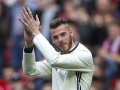 Goalkeeper David de Gea: 'Manchester United are playing with confidence'
