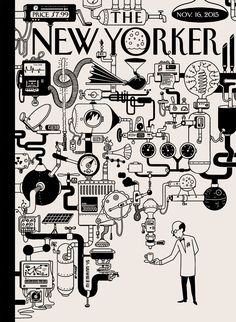 The New Yorker #magazine #cover