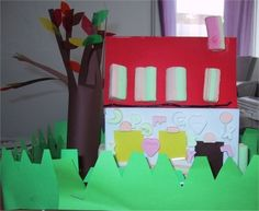 Het snoephuisje van de heks - Hans & Grietje Juf Sanne