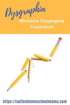 Are you having big time struggles with Dysgraphia in your homeschool? You'll want to check out these tips from a educational therapist & homeschool mom! Special Needs Students, Special Needs Kids, Dysgraphia, Dyslexia, Adhd Strategies, Autism Activities, Homeschool Curriculum, Homeschooling, Learning Styles