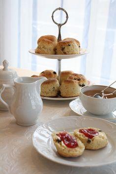 Traditional English Tea Scones