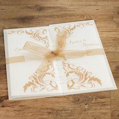 #Hochzeitseinladung #Kupfer #wedding #invitation #Hochzeitseinladung