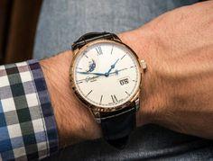 Glashütte Original Senator Excellence Panorama Date & Moon Phase Watches