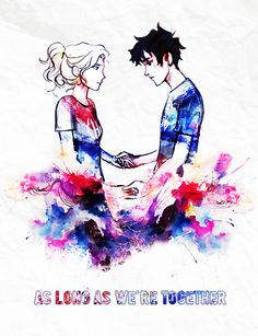 Oh. My. Gosh. Yesssss!!!!!!!!! PERCABETH!!! Ship it all the way!!!!!