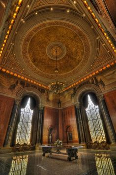 The Armstrong Browning Library at #Baylor
