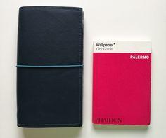 Meraki | Midori & Traveler's Notebook made with italian fine leather