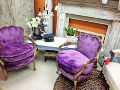 #gorgeous #French chairs! #woodbury #CT #maisonstgermain