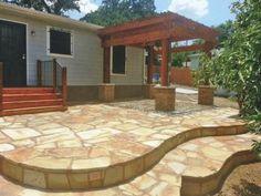 Beautiful backyard idea.