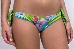 Medium Triangle Print Bikini Swimsuit Woman Cute by GiuliaGaruti