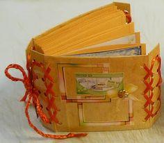 Scrap-Shop: Ein Mini-Scrap-Book