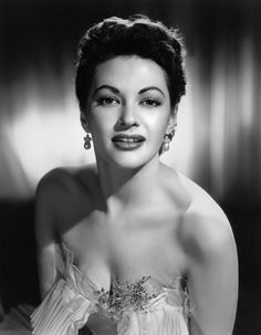 Yvonne De Carlo -Margaret Yvonne Middleton was born on Sept. 1 1922, in West Point Grey (now part of Vancouver), B. C..Passed Jan 8,2007. LA, Calif.She was a dancer, singer and actress, and entertained troops in World War11. In early years was back & forth from Canada & US-Calif,She was a skilled horserider, also appeared in a number of West Coast rodeos. The Ten Commandments (1956),Band of Angels (1957,The Sword & The Cross (1958)McLintock! (1963) etc.She also made some LP's, & in musicals.