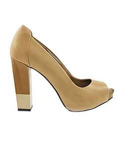 Recent Purchase - BCBG Theo - Love the wood heel!