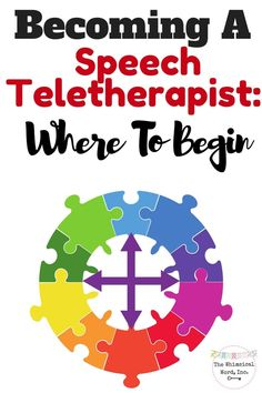 Becoming A Speech Teletherapist: Where To Begin
