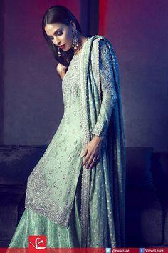 Nadia Ellahi 'The Absolute Bride En Vogue' Collection 2016
