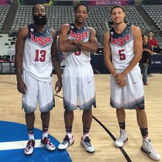 Whos the best player in this picture? Golden State Basketball, Team Usa Basketball, Basketball Is Life, James Harden Team, Usa Sports, Nba Wallpapers, Toronto Raptors, Houston Rockets, Best Player