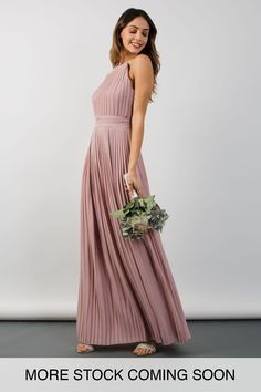 6c932c7c TFNC SERENE MAUVE MAXI DRESS | TFNC PARTY DRESSES